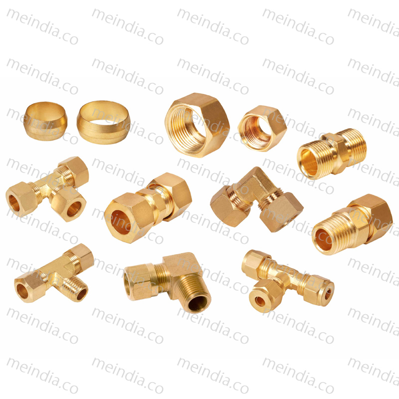 Brass Compression Parts